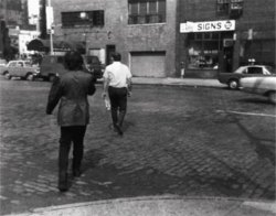 Vito Acconci: Following Piece