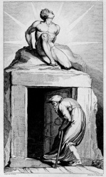 William Blake's 'Death's Door'